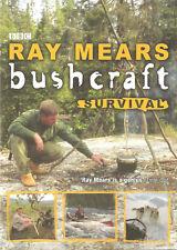 MEARS RAY HUNTER GATHERER & SURVIVAL BOOK BUSHCRAFT SURVIVAL paperback BARGAIN