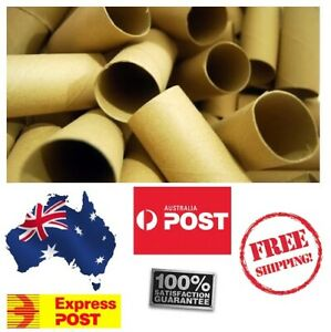 50 Cardboard Toilet Paper Roll Tubes Kid Art, Crafts, School Supplies Unisex