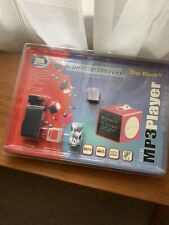 Cube Mp3 Player, 2G, Nib, Collectible Electronic, Digi-Block, Pink