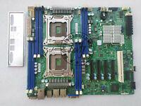 Supermicro X9DRL -IF Intel C602 x79 Server board dual socket LGA2011 motherboard