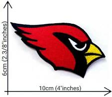 Arizona Cardinal NFL Football Sport Embroidery Patch Logo Iron, Sew on cloth