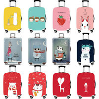 """18-32""""Cute Elastic Anti Scratch Luggage Suitcase Cover Trolley Case Protector"""