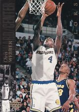 1993 Upper Deck SE #4 Chris Webber
