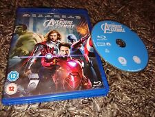 Avengers Assemble  (Blu-Ray, 2012)