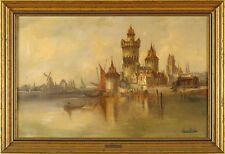 Künstlerische Malereien aus 1900-1949 Öl