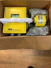 FCI Fluid Components Flow Meter & Transmitter- Matched Set, New In Open Box GF90