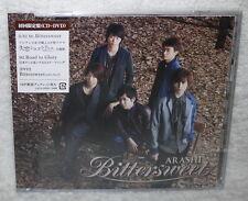 Japan Arashi Bittersweet 2014 Japan Ltd CD+DVD