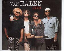 CD VAN HALENjump liveEXMAXI CD (A1763)