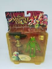 2002 Palisades 25 years Toy Jim Henson The Muppet Show KERMIT FROG Figure FILM