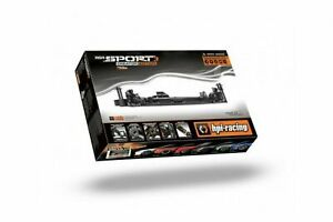 HPI 118000 RS4 Sport 3 Creator Edition 1/10 4WD Electric Car kit