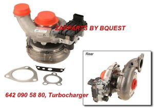 Mercedes-Benz GL.320,GL 350,ML 350,R 350, SPRINTER 3.0L V6 DIESEL Turbocharger
