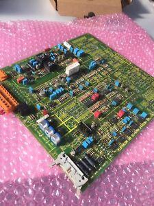 Siemens Simodrive 6RB2000-0NE00 Closed Loop Control Board 6RB20