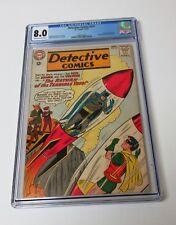 DETECTIVE COMICS 321 CGC 8.0 BATMAN BATWOMAN 1963 THE SHARK FOX VULTURE