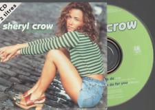Sheryl Crow All I Wanna Do Cd Single France French Card Sleeve