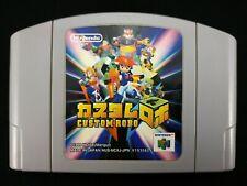 Custom Robo - Jeu Nintendo 64 N64 - JAP Japan