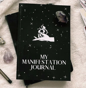 Manifestation Planner | Law Of Attraction Journal | Manifestation Journal
