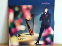 "SANDIE  SHAW         12""  SINGLE ,    PLEASE  HELP  THE CAUSE ABOUT  LONELINESS"
