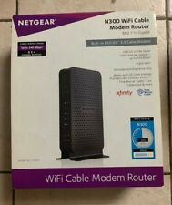 Netgear N300 Cable Modem Router (Used)
