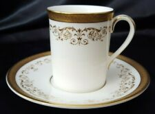 Royal Doulton Belmont Gold  COFFEE CUP AND SAUCER