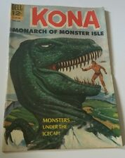 Kona #14 VF- Monsters Under The Icecap