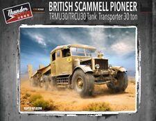 Thunder Model TM35200 1/35 WWII British Scammell Pioneer TRMU30 Transporter