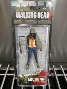 The Walking Dead Mcfarlane Michonne Custom Figure