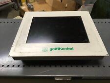 GrafiKontrol screen, 110v Power, 50hz, no cords, 30 day warranty,