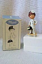 1976 Moppets Fran Marr Doctor Boy Figurine Tender Loving Care Japan Gorham