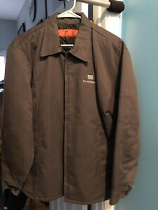 USAirways Airlines Bomber Style Jacket (Size Medium)