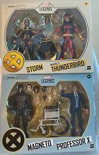 Hasbro Marvel Legends X-Men (2) 2 Pack Bundle Target Exclusive Brand New
