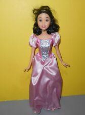"Mattel Classic Disney Princess Snow White Pink Dress Outfit 11"" Barbie Doll"