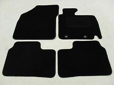 Suzuki Ignis 2016-on Fully Tailored Deluxe Car Mats in Black