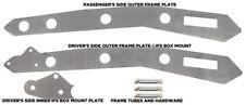 Trail Gear Tacoma Frame Plate / IFS Box Mount Kit