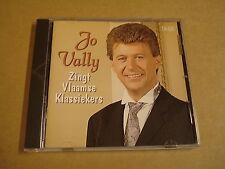 CD / JO VALLY ZINGT VLAAMSE KLASSIEKERS