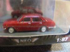 1/87 Neo Alfa Romeo Alfetta 1.6 Rouge 181586