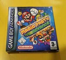 Mario Party Advance GIOCO GBA Game Boy Advance VERSIONE ITALIANA