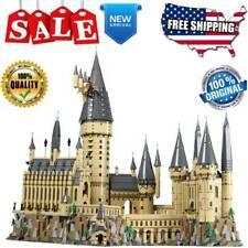 Building Blocks Sets 16060 Harry Potter Movie Large Castle Brick Model Kids Toys