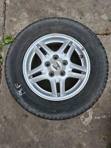 205/70R15 (Goodyear Wrangler All Season) Honda Wheel and Tyre