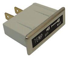 FITS 76-83 JEEP CJ5 76-86 CJ7 81-86 CJ8 TEMPERATURE INDICATOR DASH LAMP LIGHT