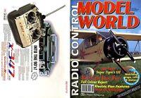 RADIO CONTROL MODEL WORLD MAGAZINE 1992 JUN BRONCO & WELLINGTO PLAN FEATURES