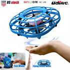 UDIRC Flying Ball Drone Hand Operated Mini Drone Fan Toys for Girls Boys Gift