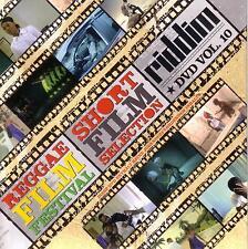 RIDDIM DVD Vol. 10 Short Film Selection Dancehall Roots Culture
