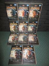 VHS-Sammlung: Star Trek - Deep Space Nine - 11 Kassetten - VHS