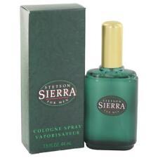 New Stetson Sierra for Men Cologne Spray 1.5 Fl oz (Retail Box)