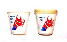 Vintage 5 Five RC 100 Royal Crown Sample Soda Pop Cup Ex Can Sign Coke Pepsi Ofr