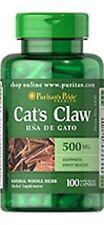 Puritan's Pride Cat's Claw 500 mg x 100 Caplets