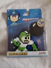 Mega Man Hyper Bomb 8 Bit Figure JAKKS Pacific 30th Anniversary Capcom
