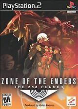 Zone of the Enders: The 2nd Runner (Sony PlayStation 2, 2003)