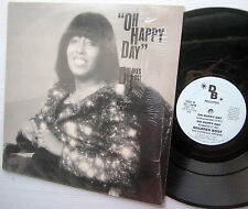 """DOLORES BOST & OUTREACH SINGERS Oh Happy Day OBSCURE MODERN SOUL GOSPEL 12"""" HEAR"""