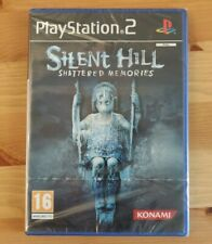 Ps2 SILENT HILL SHATTERED MEMORIES - Pal European / game English  Playstation 2